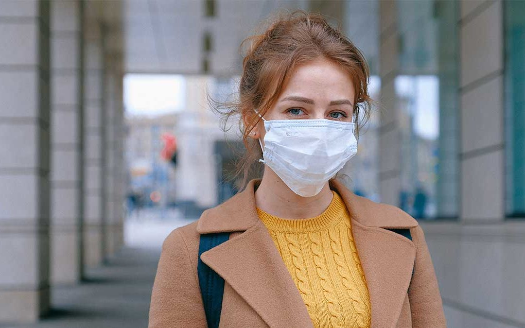 Maskne: Calgary doctors weigh in skin reactions to masks