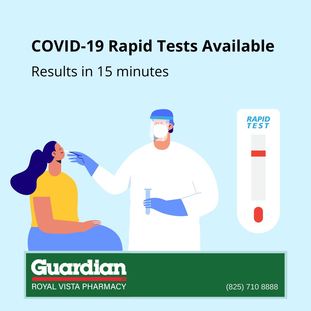 covid testing in calgary